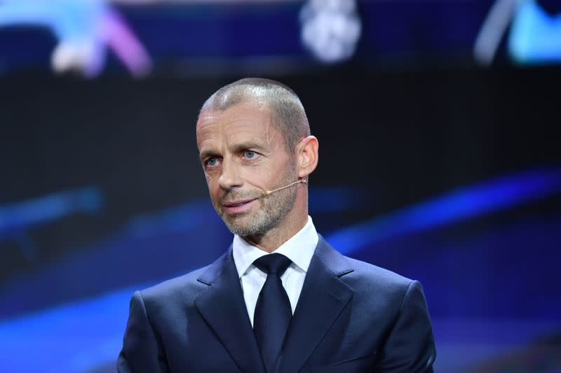 Fewer hosts for Euro 2020 an option: UEFA president