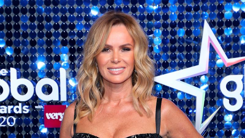 Amanda Holden: It's my eyebrows that make me look younger
