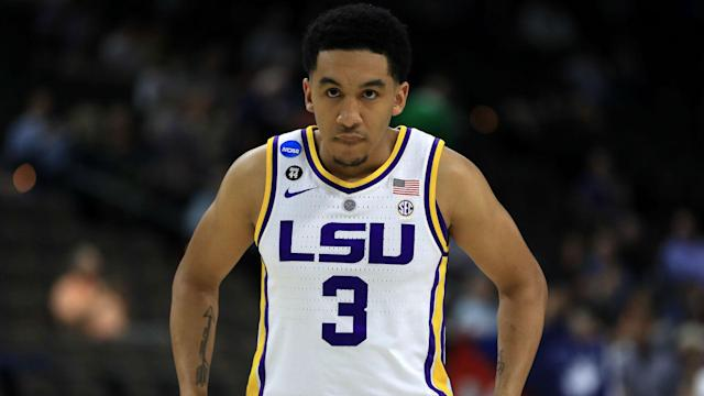Here are five players projected to be picked in the second round of this year's NBA Draft who could make an impact.