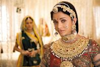 "<p>This 2008 historical romance movie is set in 16th-century India and tells the dreamy love story of Jalal ud-din Muhammad Akbar, the Mughal Emperor of Hindustan, and Rajput princess Jodhaa. It's a three-and-a-half-hour film, so be sure you have enough popcorn to tide you over!</p> <p><a href=""http://www.netflix.com/search?q=Jodhaa%20Akbar&amp;jbv=70090035"" class=""link rapid-noclick-resp"" rel=""nofollow noopener"" target=""_blank"" data-ylk=""slk:Watch Jodhaa Akbar on Netflix now."">Watch <strong>Jodhaa Akbar</strong> on Netflix now.</a></p>"