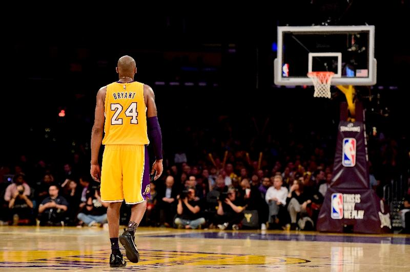 Lakers To Retire Kobe Bryant's Jersey In December Game Against Warriors