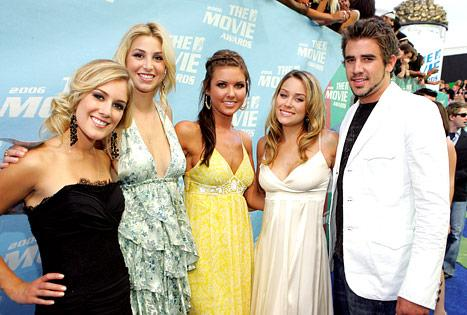 Audrina Patridge Is Open to Filming a Hills Reunion
