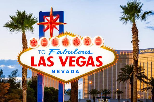 <p>Prior to the recent mass shooting in Vegas, it remained a top choice for Canadians to visit during the holidays. While the recent violence may diminish some interest in the city for the short term, the tourism industry is bouncing back and is welcoming visitors like you once again.<br><strong>Tip:</strong> Flights are often the least expensive in February, but the city is also a popular travel spot for Thanksgiving (#1 the past two years) so next year it may be even cheaper during October. </p>