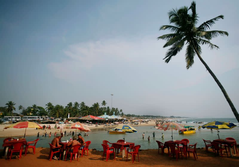 Indian activists oppose plans to make Goa a coal transport hub