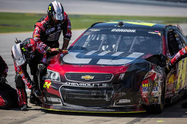 Power Rankings: All of the drivers at the top struggled at Talladega