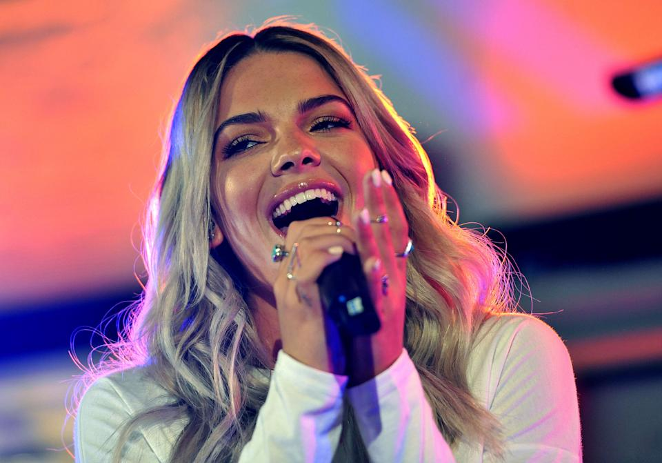 Louisa Johnson is the show's youngest ever winner. (PA)