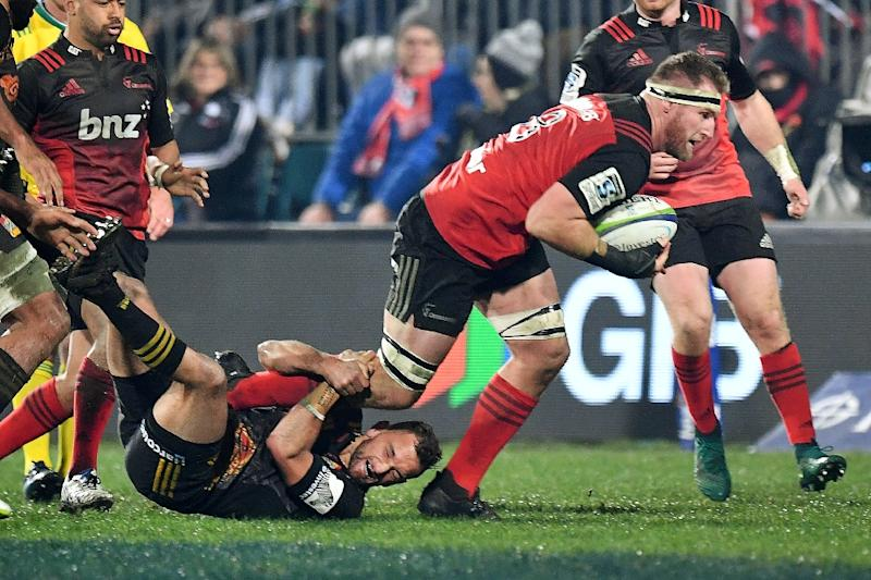 Canterbury Crusaders' Kieran Read said the Muslim community was hurting and the conversation needed to be on what could be done to help them