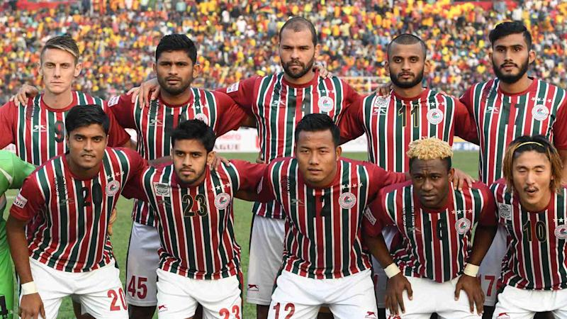 I-League 2017: Mohun Bagan 2-1 East Bengal - 19-year-old Azharuddin gives Mariners derby bragging rights