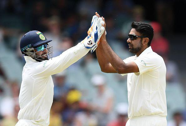 If fit, Ashwin (R) should slot straight into the eleven