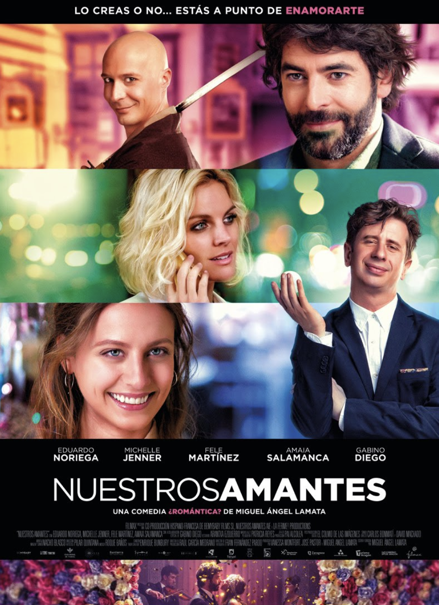 "<p>Carlos and Irene meet at a bookshop bar and begin dating, but there's a catch. The two can't share personal information about themselves, not even their real names. Instead, the new couple focuses on enjoying their time together walking around the city. That is, until Irene discovers that Carlos is married to Maria, who is the woman her boyfriend, Jorge, recently left her for.</p><p><a class=""link rapid-noclick-resp"" href=""https://www.netflix.com/title/80141185"" rel=""nofollow noopener"" target=""_blank"" data-ylk=""slk:STREAM NOW"">STREAM NOW </a></p>"
