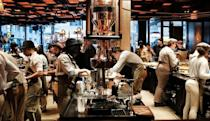 <p>Starbucks introduced the Reserve Roastery in Seattle in 2014. The new location offered an upscale experience for coffee lovers and was later rolled out to other places, like New York City. </p>