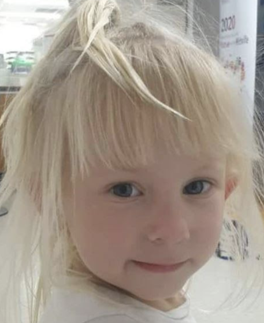 Ruby Gulliver was found in a dam on the property where she went missing. Source: Queensland Police