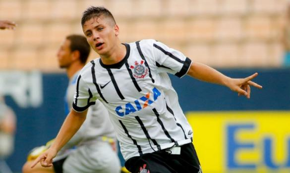 Santos contrata Matheus Cassini, promessa da base do Corinthians