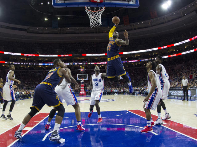 LeBron to Philly? Rumors Suggest Sixers Chasing Cavs Star Long Linked to Lakers