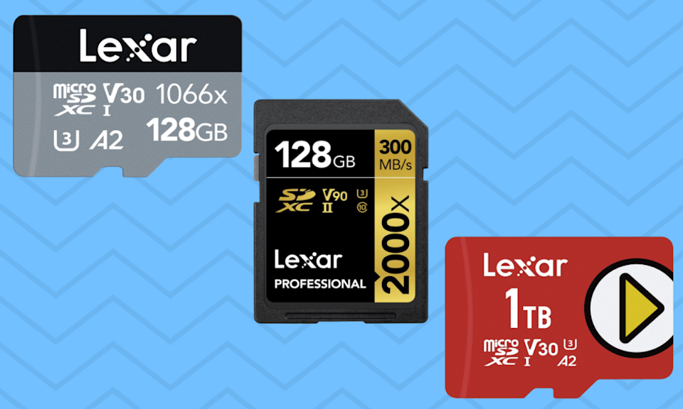 Get more memory — at a sweet discount. (Photo: Amazon)