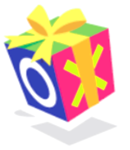 Games and Prizes logo box