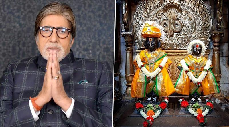 Amitabh Bachchan Expresses His Devotional Side With His Latest Post Amidst COVID-19 Recovery