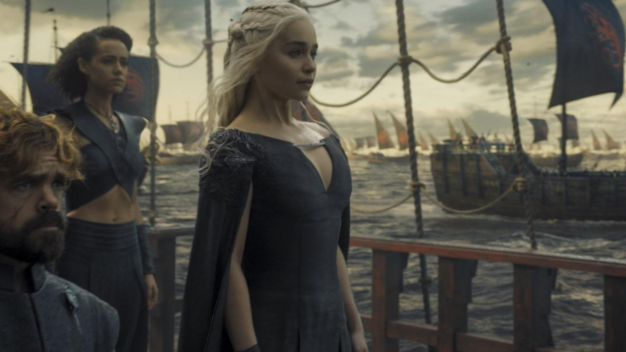 These new Season 7 photos show a lot of intensity brewing. The tension is building...