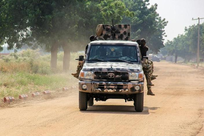 Nigerian soldiers have been fighting jihadists for more than a decade