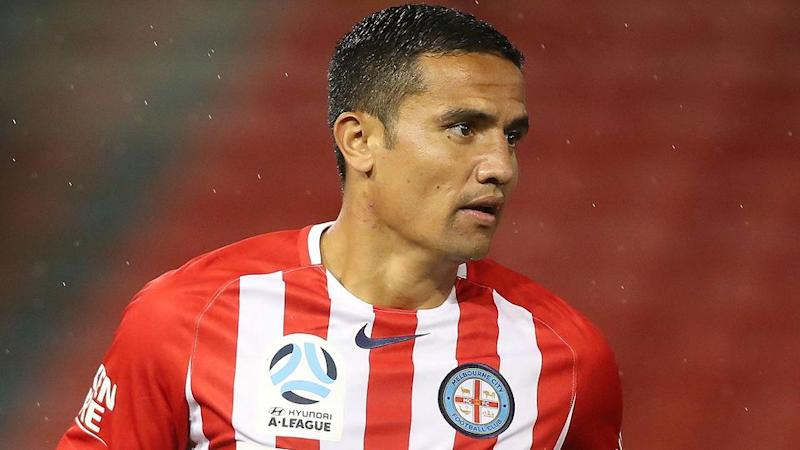 Tim Cahill. Pic: Getty