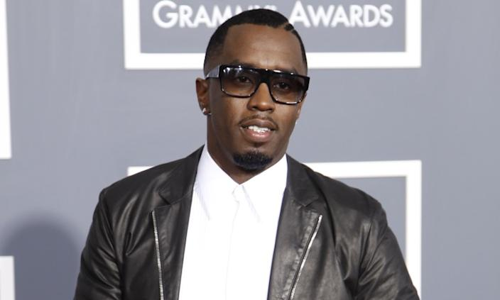 "Rapper Sean ""Diddy"" Combs, seen here in 2011, was arrested Monday by UCLA campus police."
