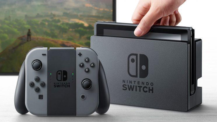 A launch date of 3 March has finally been given for the Nintendo Switch