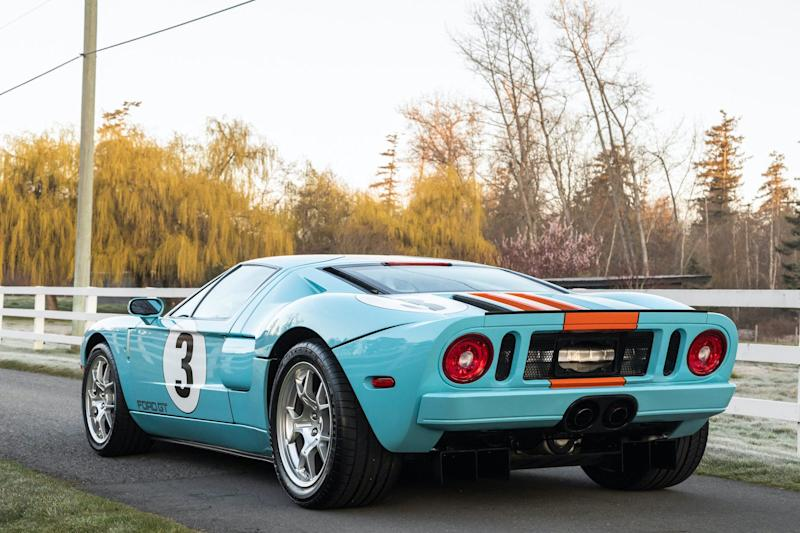 2006 Ford GT Heritage _1