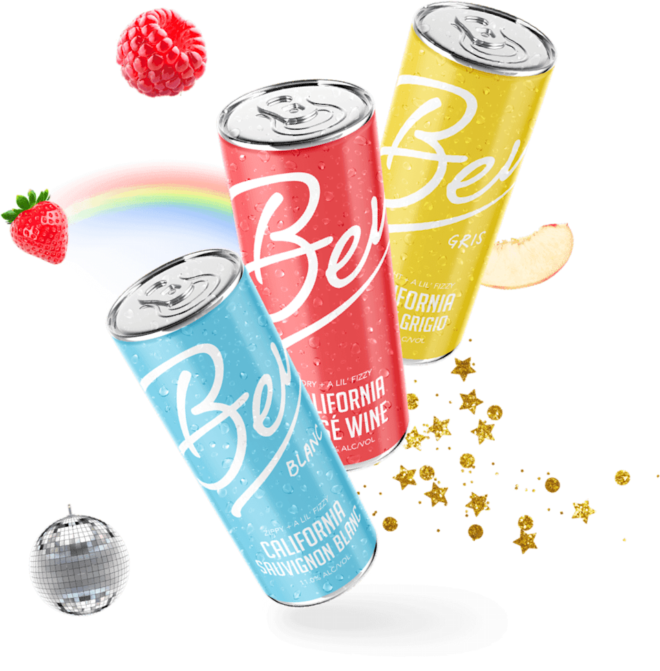 <p>If you want to try out some Bev or want to stock up for an upcoming summer party, get your hands on the <span>Bev Ladies Night Variety Pack</span> ($99 for 24, $190 for 48). It comes with Bev Rosé, Bev Blanc, and Bev Gris.</p>