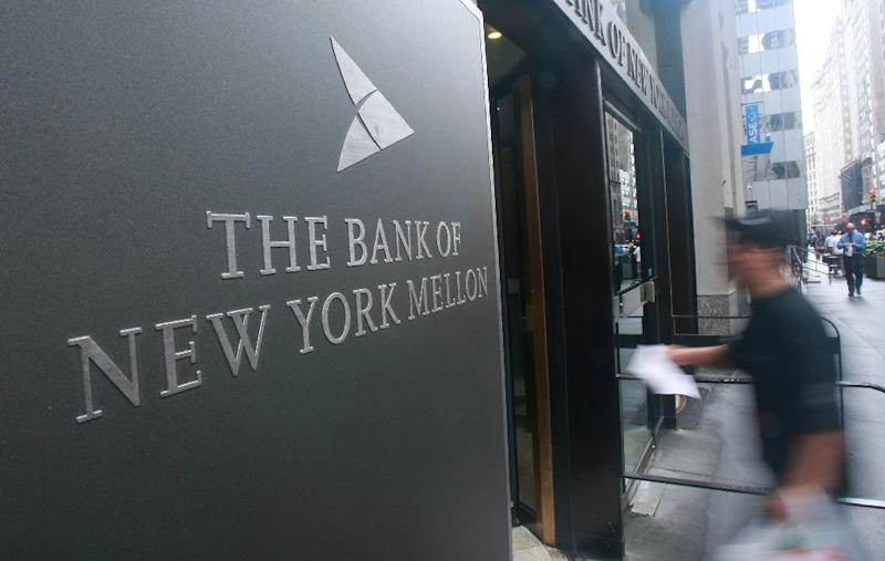 The penalty imposed on US banking giant Bank of New York Mellon has been fined £126 million for breaking rules designed to protect clients' assets, British regulators said