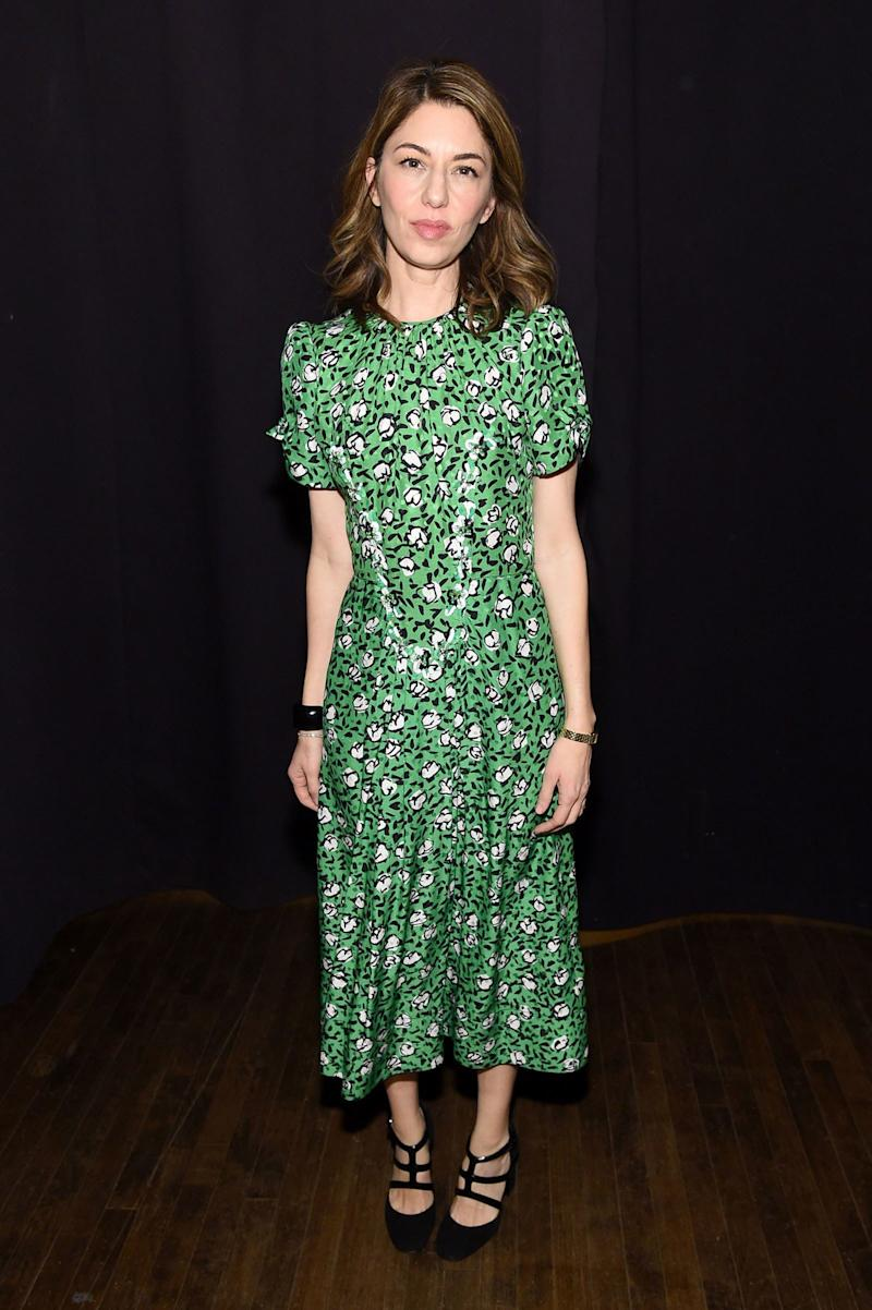 Sofia Coppola in THE Marc Jacobs