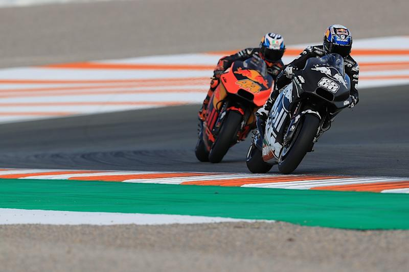 KTM's Tech3 alliance can 'triple' development