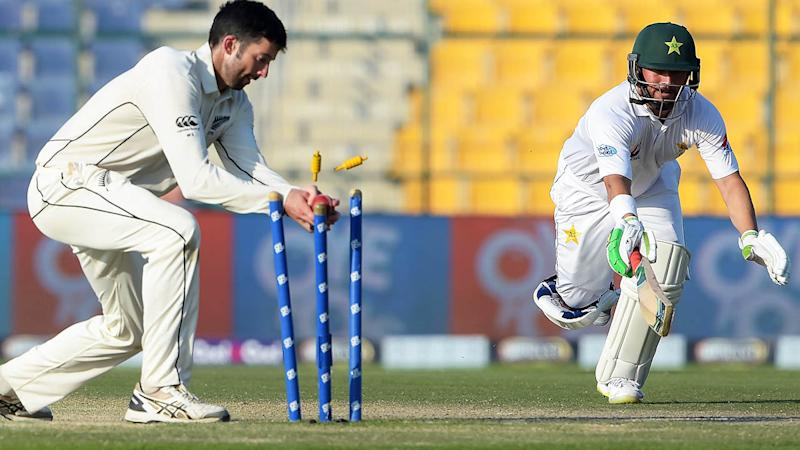 Black Caps shine to claim test series victory