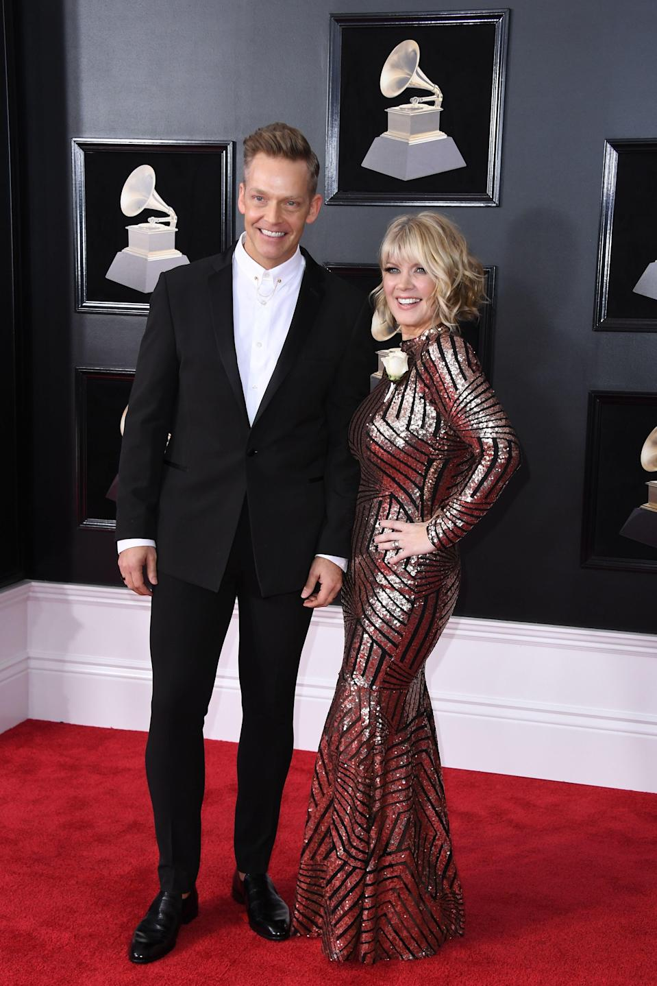 """<h1 class=""""title"""">Bernie Herms and Natalie Grant</h1><cite class=""""credit"""">Photo: Getty Images</cite>"""
