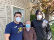 'We brought the virus home': Oklahoma family loses a father as COVID-19 hits rural America