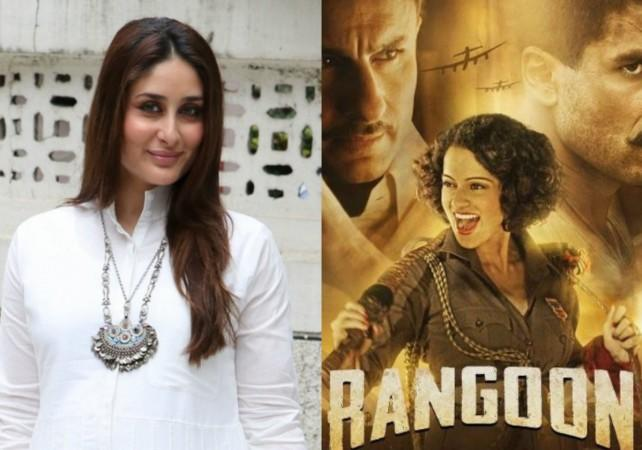 Kareena Kapoor Khan, Rangoon