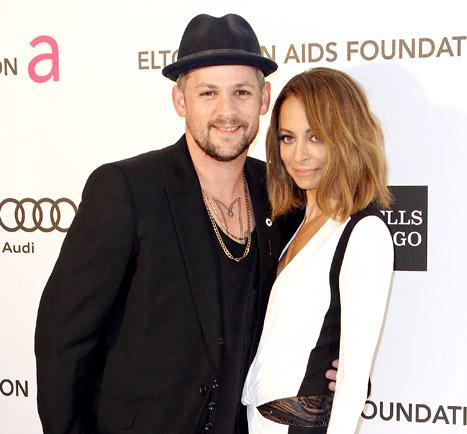 Joel Madden Had to Beg Wife Nicole Richie to Date Him