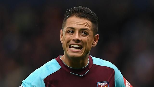 The Mexico striker was eager to leave West Ham over the winter and admits that he will reassessing his situation when the summer window swings open