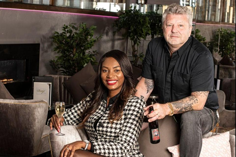 In it together: closures over the lockdowns forced Sherene and Mark to reimagine what Sanctum offers (Daniel Hambury/Stella Pictures Ltd)