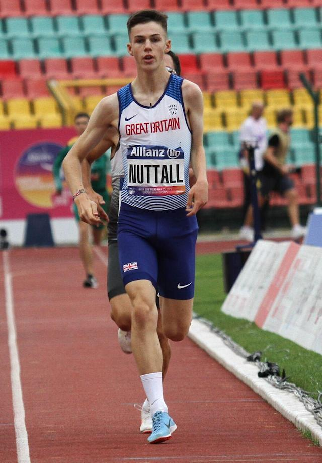 Luke Nuttall will be going for glory of a different kind when he gets his GCSE results on Thursday. Pic: Ben Booth Photography