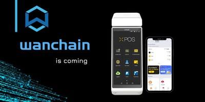 Pundi X's upcoming support for Wanchain's ecosystem cross-chain assets in all XPOS blockchain-based Point-of-Sale smart devices.