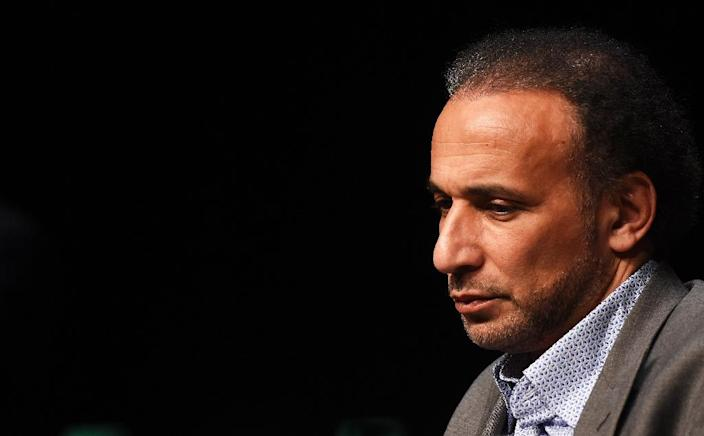 """Islamic scholar Tariq Ramadan was a professor at Oxford University until rape allegations surfaced at the height of the """"Me Too"""" movement (AFP Photo/MEHDI FEDOUACH)"""