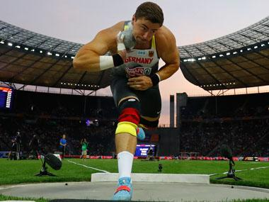 Athletics World Championships 2019: Two-time shot-out champion David Storl set to miss out on tournament with back injury