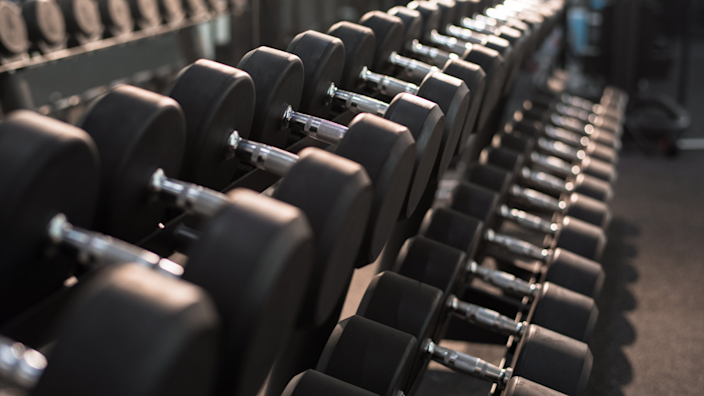 Dumbbells are finally back in stock—but they're selling out fast
