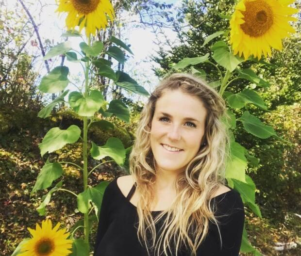 Hillary Hooper died by suicide at the Saint John Regional Hospital in December after numerous attempts to get help for depression. (Submitted by Patty Borthwick - image credit)
