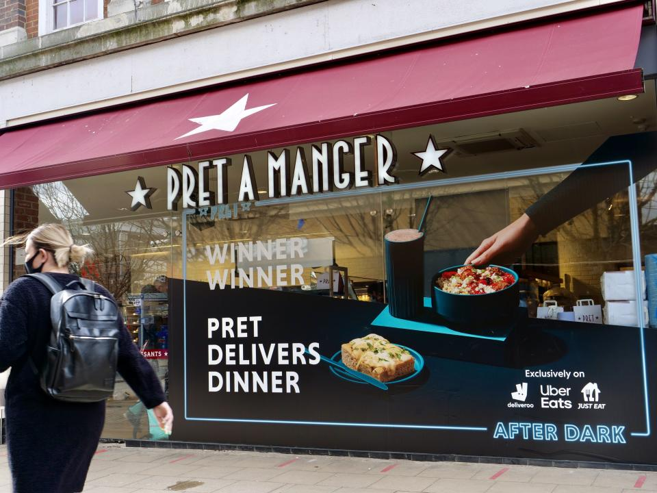 Pret a Manger joins a host of retailers including KFC and John Lewis that have pledged to take action to improve diversity practices across their industry. Photo: Getty Images