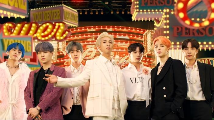 Will BTS perform in Malaysia in 2020? — YouTube screenshot