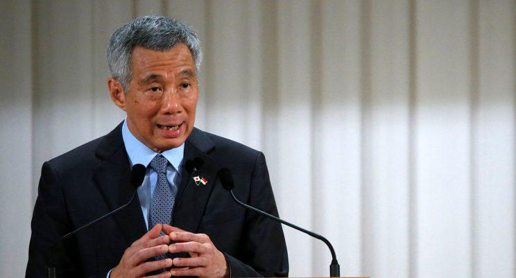Prime Minister Lee Hsien Loong (Photo: Reuters)