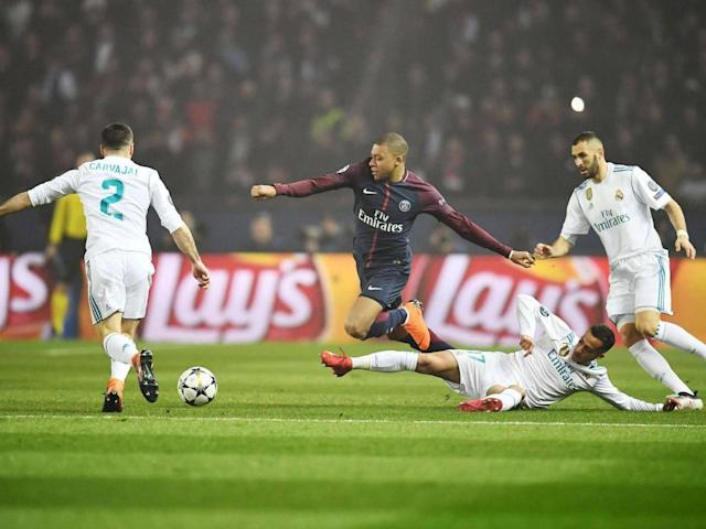 Mbappe was too selfish with PSG's best chance early on (Getty)