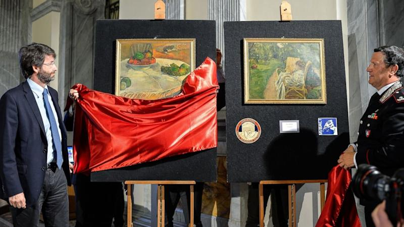 Stolen Masterpieces Worth $50M Found in Auto Worker's Home