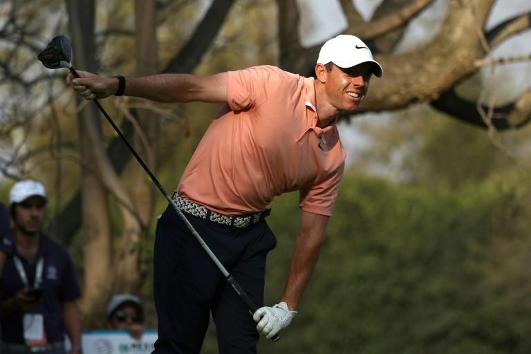 McIlroy fell out of contention again in Mexico (AFP Photo/Rob Carr)